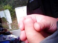 Pies, dedos de los pies xxx con mi prima casero