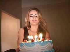Sorpresa de cojiendo caseras cumpleaños de NextDoorWorld
