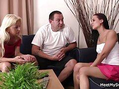 Sexo en el dormitorio de Brill Summer cojiendo con mi vecina videos caseros